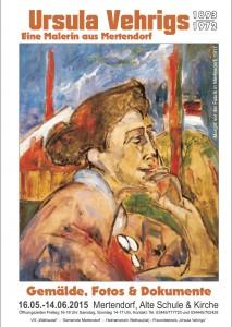 Ursula Vehrigs Eine Malerin aus Mertendorf